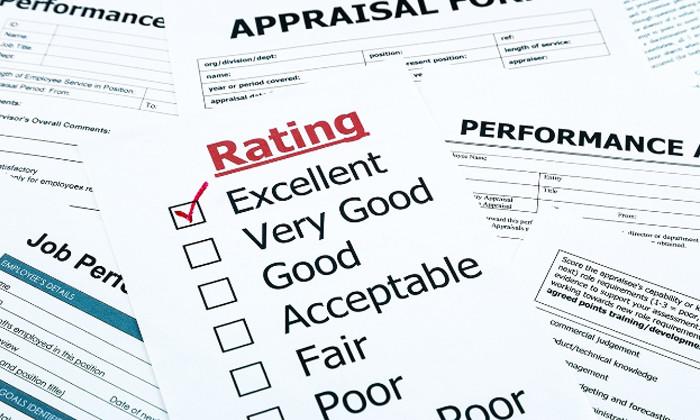 Appraisal - Appraisal Process