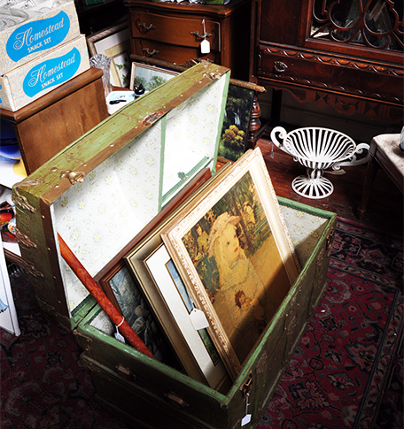 antiques 1 - Spring Cleaning Treasures