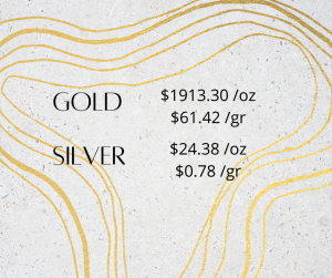 gold silver 1 300x251 - Gold and Silver Prices 9/22/2020
